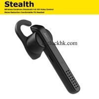 China Jabra Stealth Bluetooth Wireless Earphone HD Voice Control Noise Reduction on sale