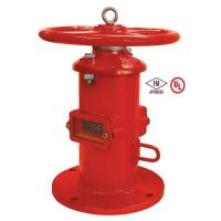 Buy cheap Fire Fighting Valve UL FM Wall Type Indicator Post from wholesalers