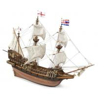 China Ship model Golden Hind, historic wooden static kit Occre on sale