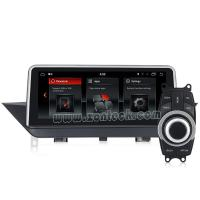 Buy cheap Zonteck ZK-1056B 10.25 Inch BMW X1 E84 Android 7.1 Car DVD GPS product