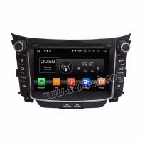 Buy cheap Zonteck ZK-8828H Hyundai i30 Android 8.0 Car DVD Multimedia GPS product