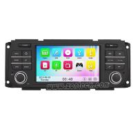 Buy cheap Zonteck ZK-5502M Jeep Chrysler Dodge Car DVD GPS Bluetooth Player product