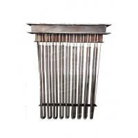 Buy cheap Air Duct Explosion Electric Industry Finned Vertical Heater from wholesalers