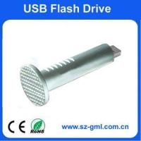 Buy cheap 2GB metal nail USB flash drive from wholesalers