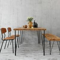 Buy cheap Dining table (Hairpin legs) product