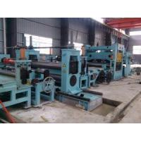 China Reasonable Wiring Steel Rotary New Shear Coil Processing Equipment, leveling, cut to Length Machine on sale
