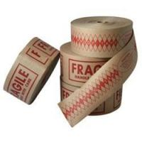 Buy cheap Custom Printed Reinforced Gum Tape Tape product