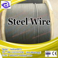 Buy cheap Factory supply rolled galvanized spring steel wire From China supplier product