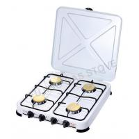 Buy cheap Tempered glass top gas stove FJ-004CP product