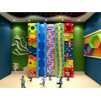 China Indoor Rock Climbing Wall on sale
