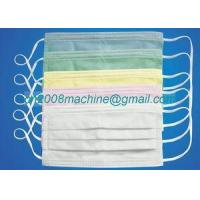 China face mask ear loop machine on sale