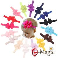 Buy cheap HB-009 High Quality Manufacturer Supply baby girls hair band making machine elastic band for hair product