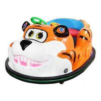 Buy cheap Shooting Game Machine Hot Sale Coin-optic Laser Parent-child Bumper Car Game Machine. product