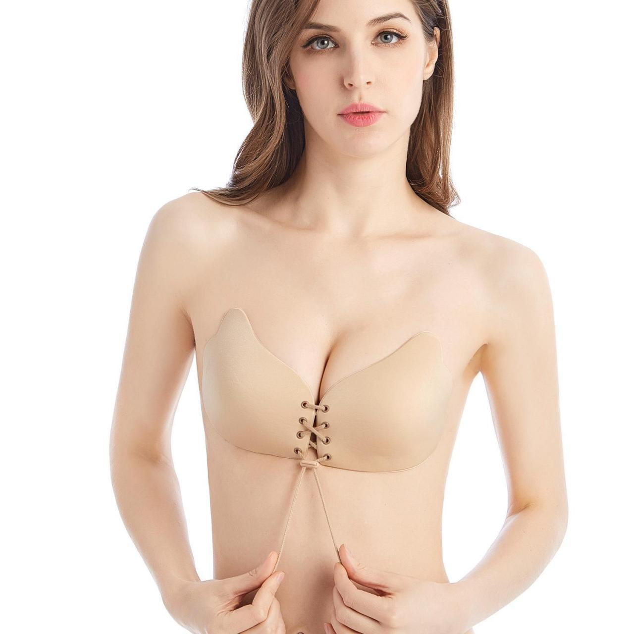 Buy cheap Rain Louts Sticky Bra, Strapless Backless Bra, Invisible Push up product
