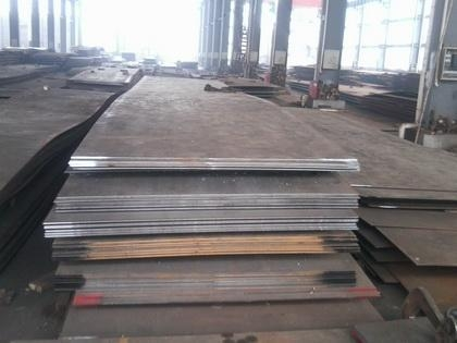 China zinc plated plate steels