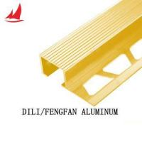 China Durable Ceramic Flooring Tile Stair Nosing Edge Trim on sale
