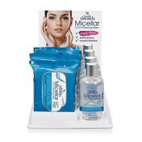 Skin Care Micellar 8 pc Display