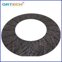 Heavy duty truck clutch lining manufacturers