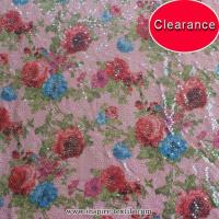 Clearance Stock QTY: 17 yards