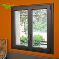 China High Grade Chinese Style Aluminum Clad Wood Windows With Roto Hardware on sale