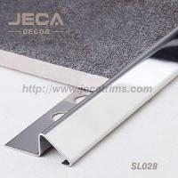 Buy cheap Metal Floor Edge Trim product