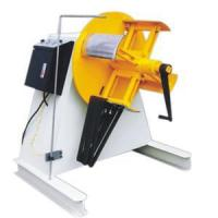 Buy cheap Automatic Motorised Decoiler Machine product