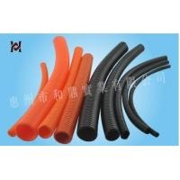 Buy cheap Insulation casing Flame Retardant Corrugated Pipe product