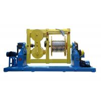 Roller forming single twist cabling machine