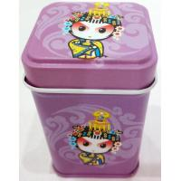 Buy cheap Hot selling small mint Candy Tin product