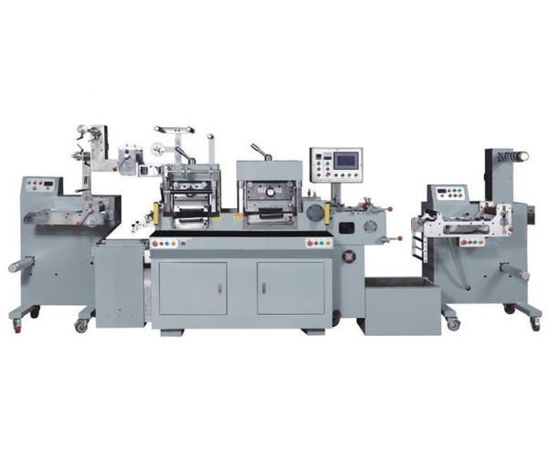 Quality SH330 two-station high speed die cutting machine for sale