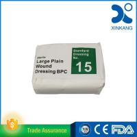 Disposable Cleansing Products Product name: First aid dressing 15#