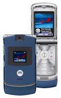 China refurbished mobile phone,motorola V3,gsm cell phone on sale